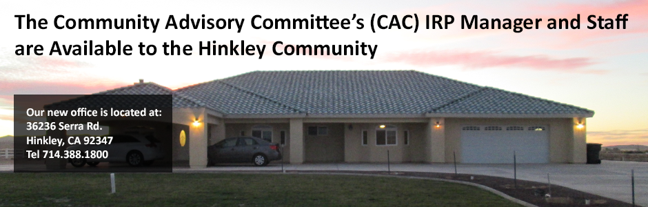 Hinkley Contact